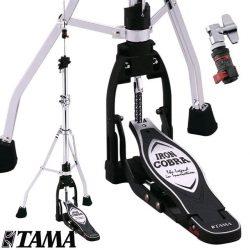 Tama Iron Cobra lábcin állvány, HH805D