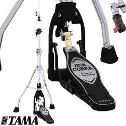 Tama Iron Cobra lábcin állvány, HH905D