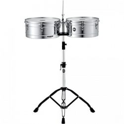 """Meinl Headliner """"series"""" Timbales HT1314CH"""