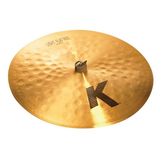 "Zildjian 20"" K ZILDJIAN LIGHT FLAT RIDE"