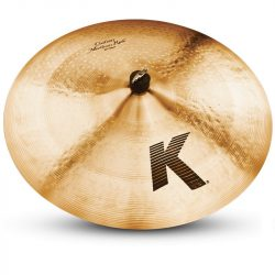 "Zildjian 22"" K CUSTOM MEDIUM RIDE"