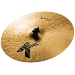 "Zildjian 17"" K DARK CRASH THIN cintányér  K0903"