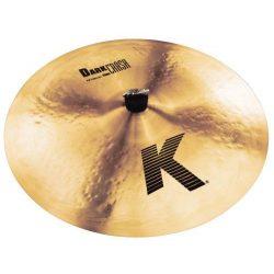 "Zildjian 18"" K DARK CRASH THIN cintányér  K0904"
