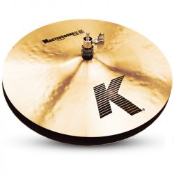 """Zildjian 14"""" K MASTERSOUND Hi-Hats lábcintányér, K0909"""