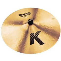 "Zildjian 16"" K DARK CRASH MEDIUM THIN cintányér K0913"