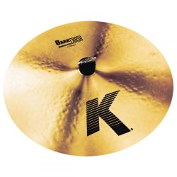 "Zildjian 17"" K DARK CRASH MEDIUM  THIN cintányér K0914"
