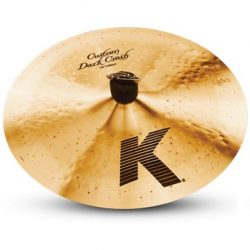 "Zildjian 15"" K CUSTOM DARK CRASH"