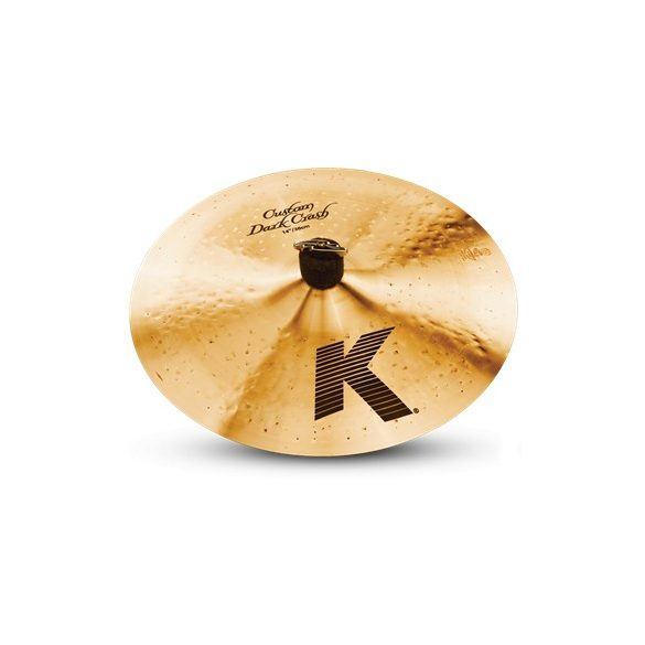 "Zildjian 15"" K CUSTOM DARK CRASH"