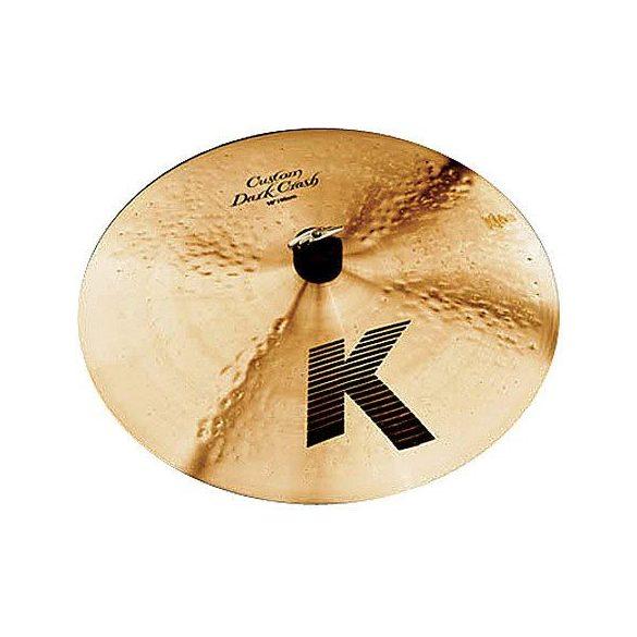 "Zildjian 16"" K CUSTOM DARK CRASH, K0951"