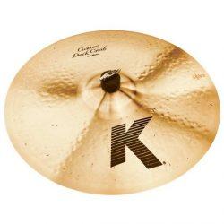 "Zildjian 18"" K CUSTOM DARK CRASH, K0953"