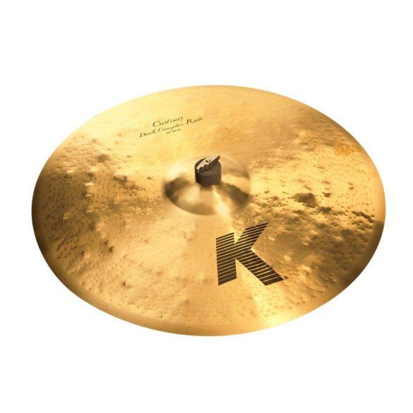 "Zildjian 22"" K CUSTOM DARK COMPLEX RIDE"