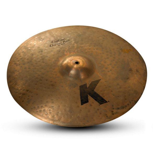 """Zildjian 21"""" K CUSTOM ORGANIC RIDE, K0971"""