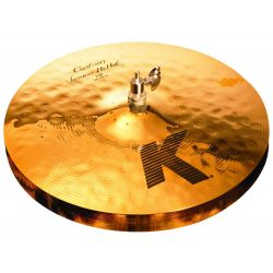 "Zildjian 14"" K CUSTOM SESSION Hi-Hats lábcintányér, K0993"