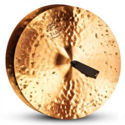 "Zildjian 18"" K CONSTANTINOPLE VINTAGE MEDIUM HEAVY PAIR W/PADS, STRAPS & BAG"