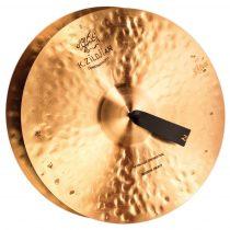 "Zildjian 16"" K CONSTANTINOPLE VINTAGE MEDIUM HEAVY PAIR W/PADS, STRAPS & BAG"
