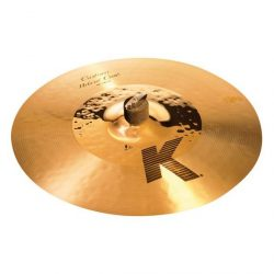 "Zildjian 16"" K CUSTOM HYBRID CRASH"
