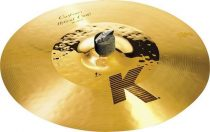 "Zildjian 18"" K CUSTOM HYBRID CRASH"