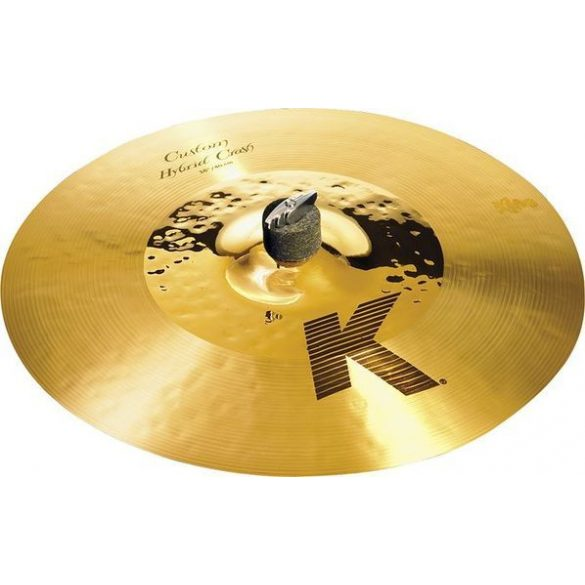 "Zildjian 18"" K CUSTOM HYBRID CRASH, K1218"