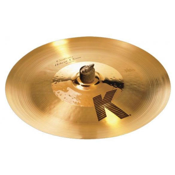 "Zildjian 17"" K CUSTOM HYBRID CHINA, K1221"