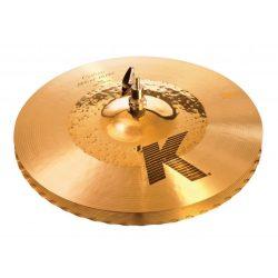 """Zildjian 14 1/4"""" K CUSTOM HYBRID Hi-Hats lábcintányér, K1224"""