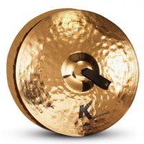 "Zildjian 18"" K SYMPHONIC LIGHT PAIR BRILLIANT"