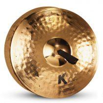 "Zildjian 20"" K SYMPHONIC LIGHT PAIR BRILLIANT"
