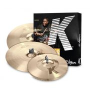 Zildjian K CUSTOM HYBRID 4 PC CYMBAL SET