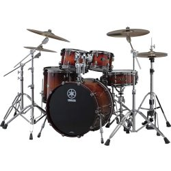 "Yamaha Live Custom Fusion Shell-Pack (20-10-12-14"") LCF-ASS"