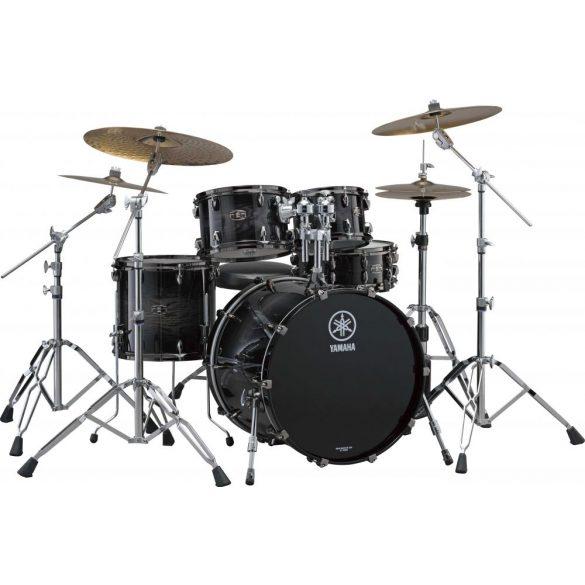 "Yamaha Live Custom Rock Shell-pack (22-10-12-16"") LCR-BSS"