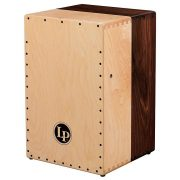 LP Americana 2-VOICE Wire Solid Black Walnut & Solid Hard Maple Cajon, LP1422   LP819122