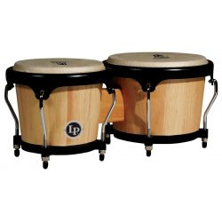 LP Bongos, Natural Wood
