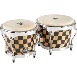 LP Aspire Accent bongó, Checkerboard, LPA601-CHCK  LP810550