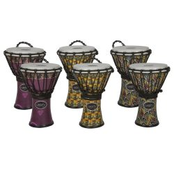 "GEWA Liberty Series Rope Tuned 7"" Djembe Master pack LS829002"
