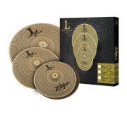 Zildjian LOW VOLUME L80 13/14/18 CYMBAL SET, LV348