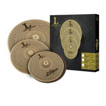 Zildjian LOW VOLUME L80 13/14/18 CYMBAL SET, LV348