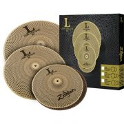 Zildjian LOW VOLUME L80 14/16/18 cintányér szett,  LV468