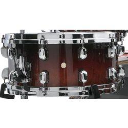 "TAMA Starclassic Performer Snare Drum 14"" x 6.5"" Dark Cherry Fade, MBSS65-PBK"
