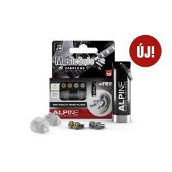 Alpine MusicSafe füldugó, MUSICSAFE