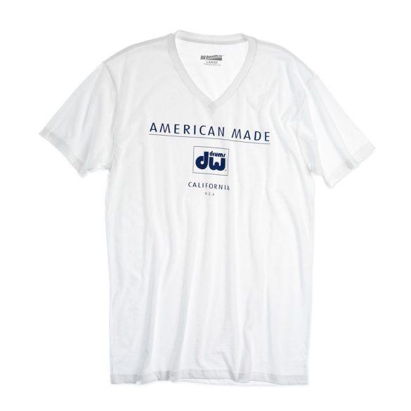 DW T-Shirt American Made, méret  L
