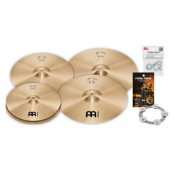Meinl Pure Alloy Complete Cymbal Set PA15182022M
