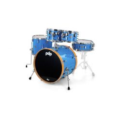 DW-PDP Limited Edition Blue/Orange shell pack