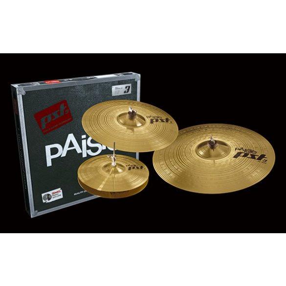 Paiste PST3 Brass Universal Cintányér szett ( 14HH-16C--20R )