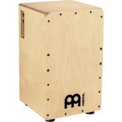 MEINL Percussion Pickup Woodcraft sorozat Cajon Natural,  PSC100NT