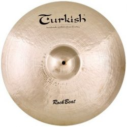 "Turkish Rock Beat 22"" RIDE MEDIUM cintányér"