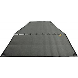 Worwick RockBag RB22201B Drum Carpet 200x200 cm Black