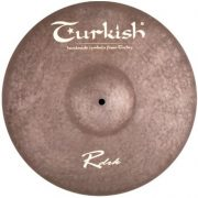 "Turkish Raw Dark 17"" CRASH cintányér, RDRK-C17"