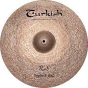 """Turkish R&S 18"""" Crash cintányér"""