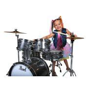 Pearl Roadshow Junior Dobfelszerelés (16-8-10-13-12S)  Grindstone sparkle szín+ HW+ Cymb + dobszék