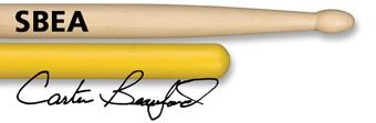 Vic Firth Signature Carter Beauford dobverő, SBEA
