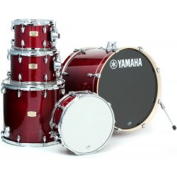 "Yamaha Stage Custom Birch Shell-Pack  (22-10-12-16-14S"") SBP2F5CR"